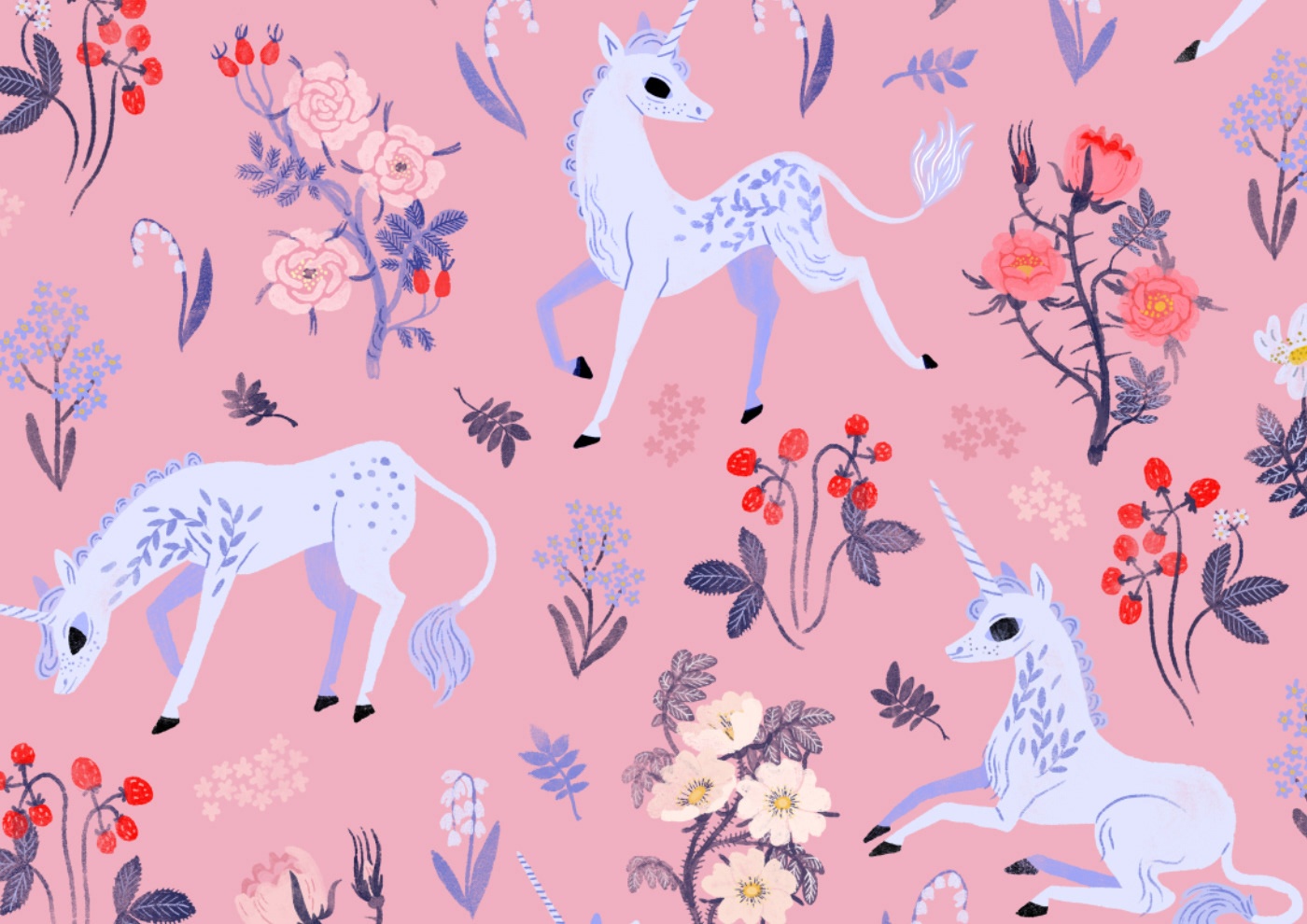 Unicorn Pattern Unique Inspiration Ideas