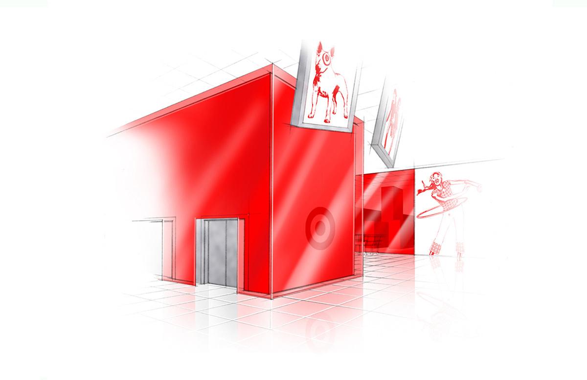 Paul Bastyr - Target Flagship Stores