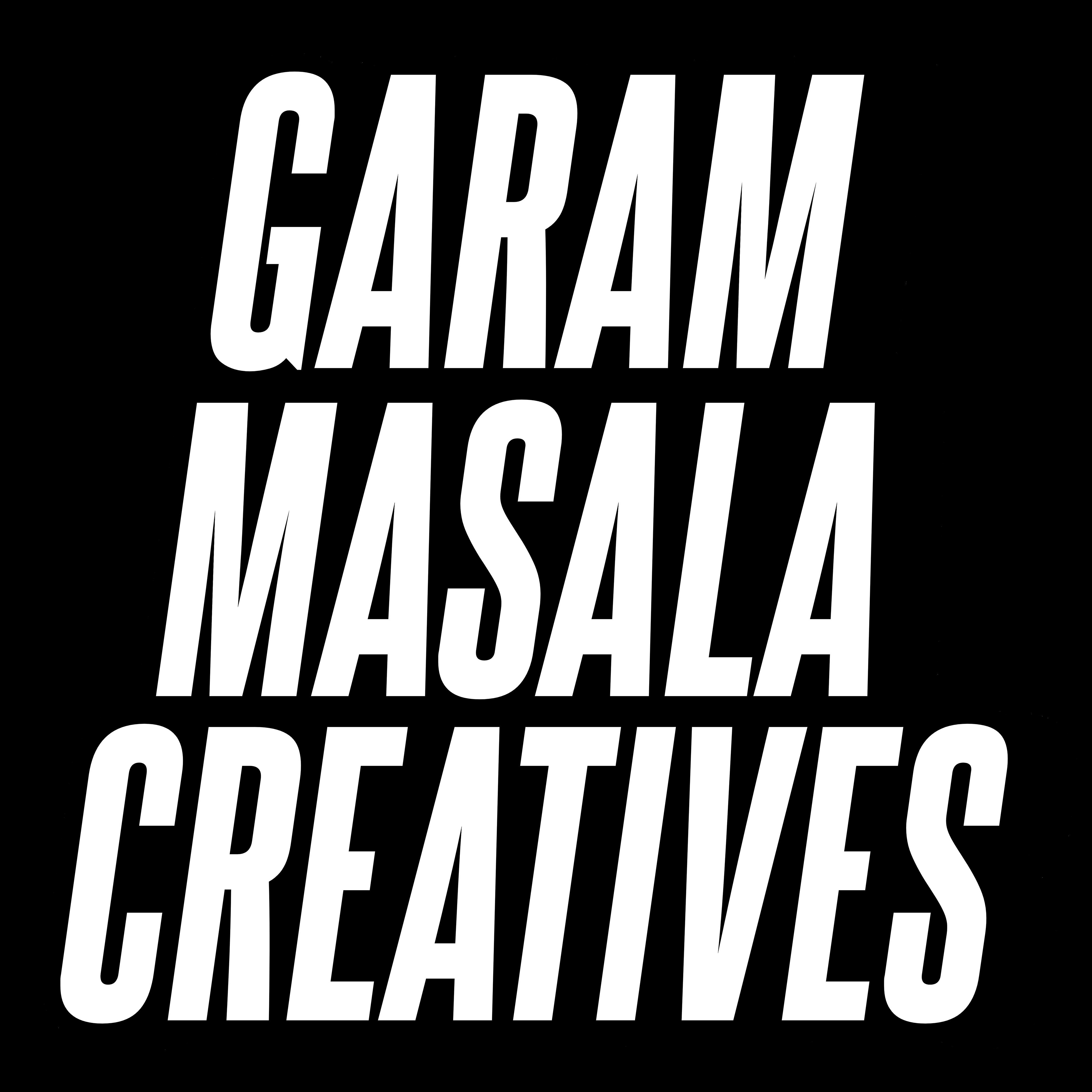 Garam Masala Creatives