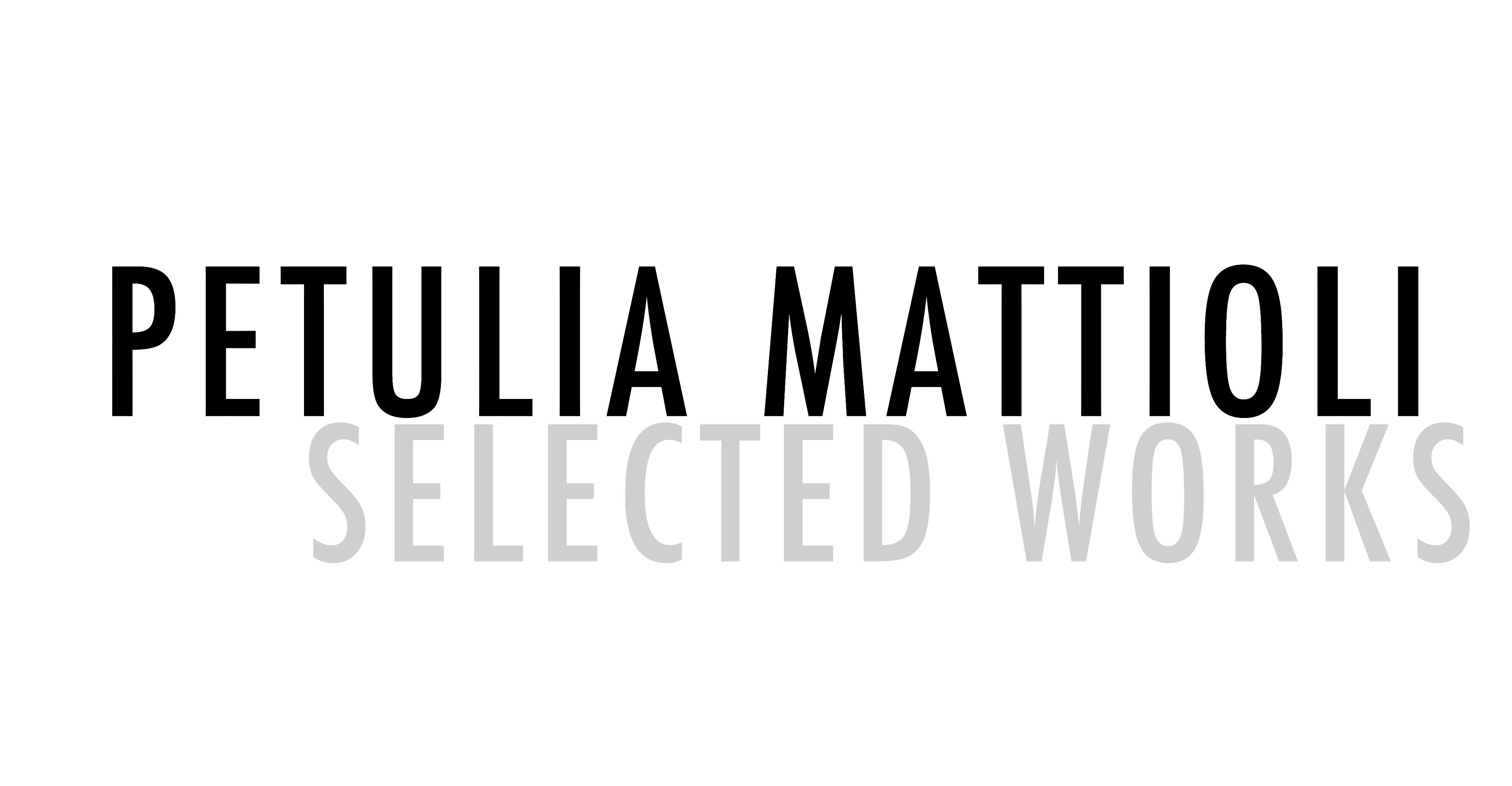Petulia Mattioli