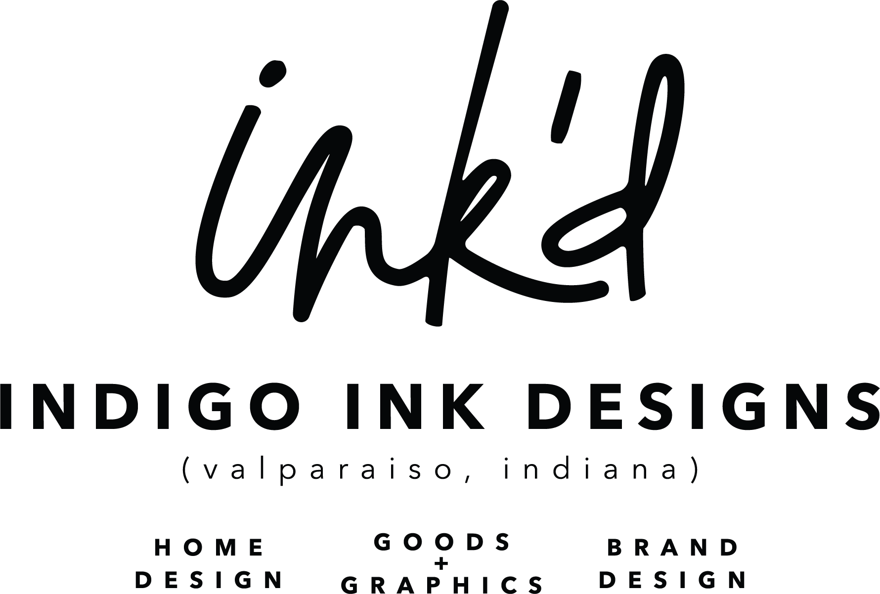 iNK'd : Indigo Ink Designs