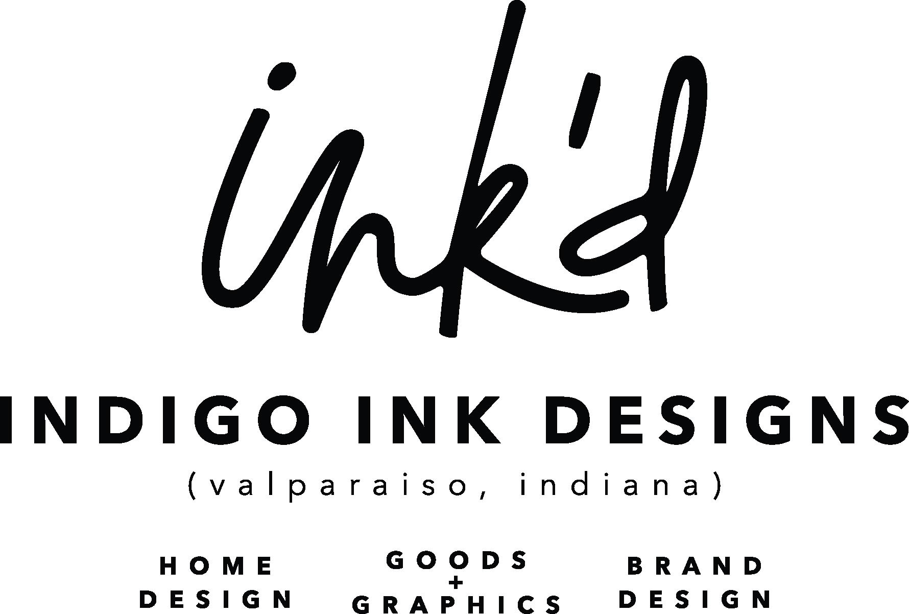 iNK'd : Indigo Ink Designs