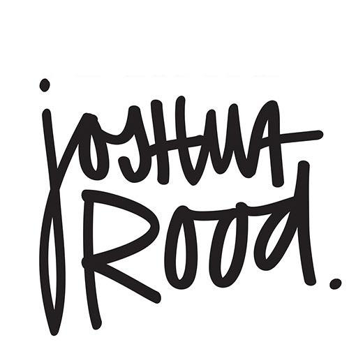Joshua Rood fotografie handgeschreven logo