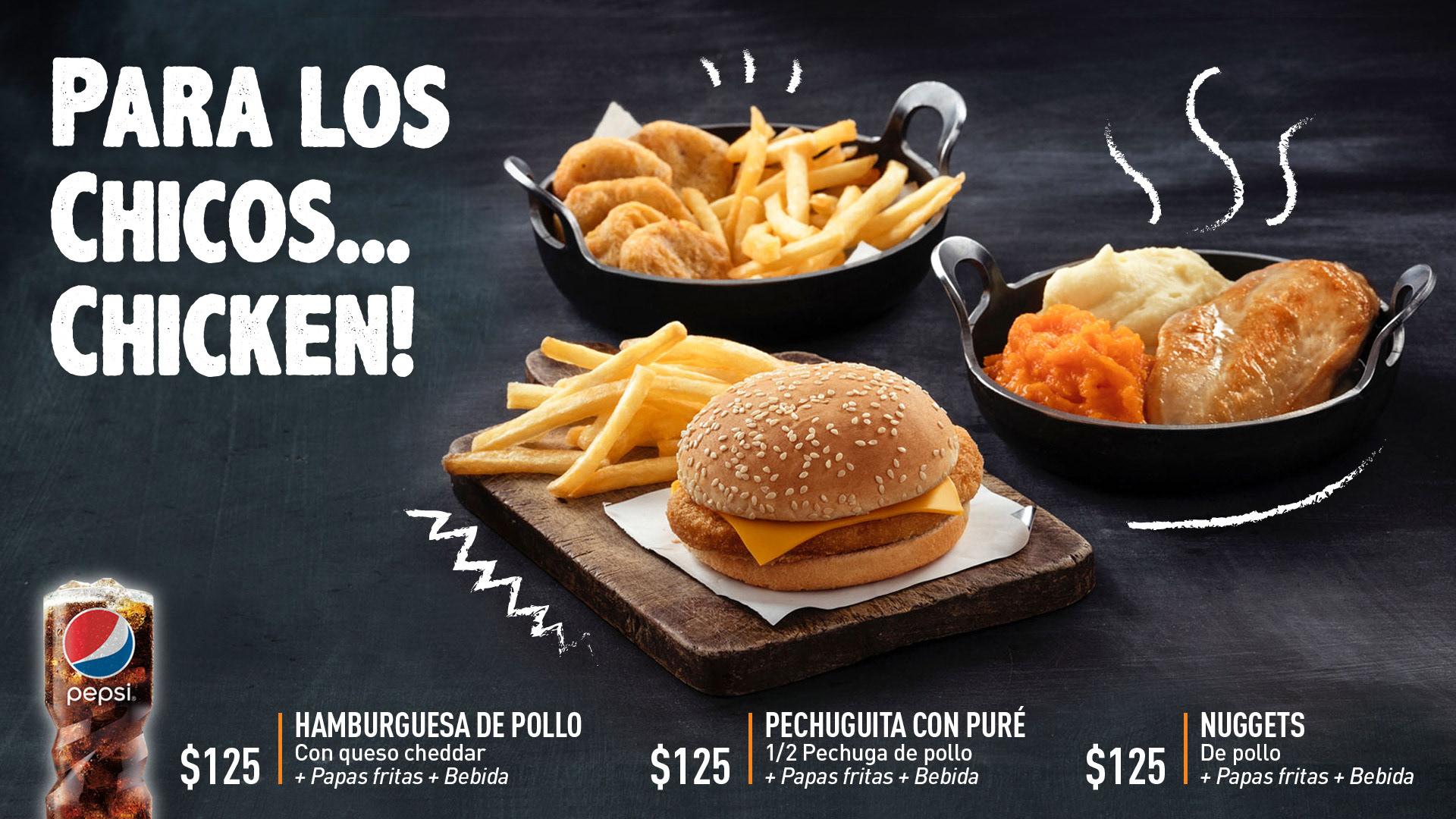 fernanda bonserio - ave caesar (fast food)