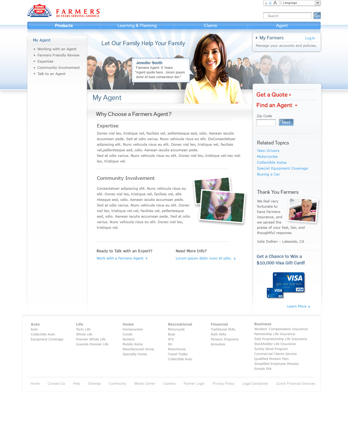 Farmers Insurance Dashboard - Best View About Farmer Imagelo Org