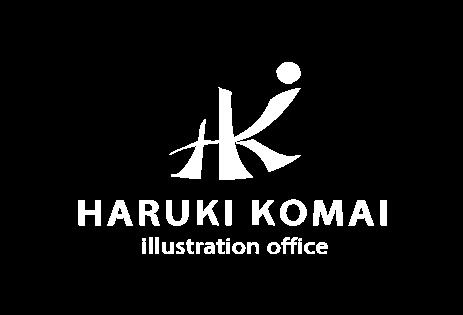 HARUKI KOMAI Art Gallery