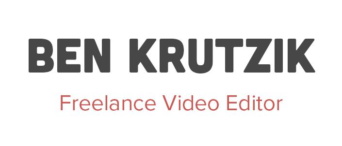 Ben Krutzik - Video Editor - El Camino Hospital