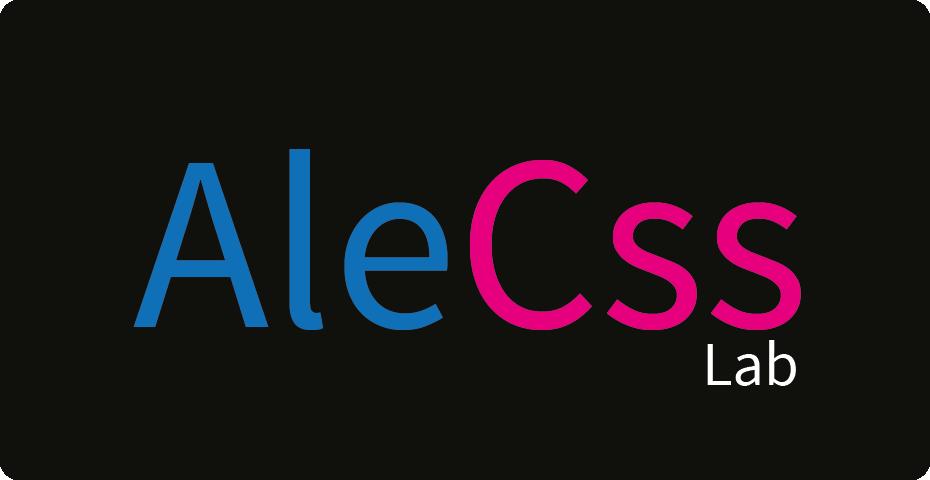 AleCss Lab - Alessandro Ghiotto