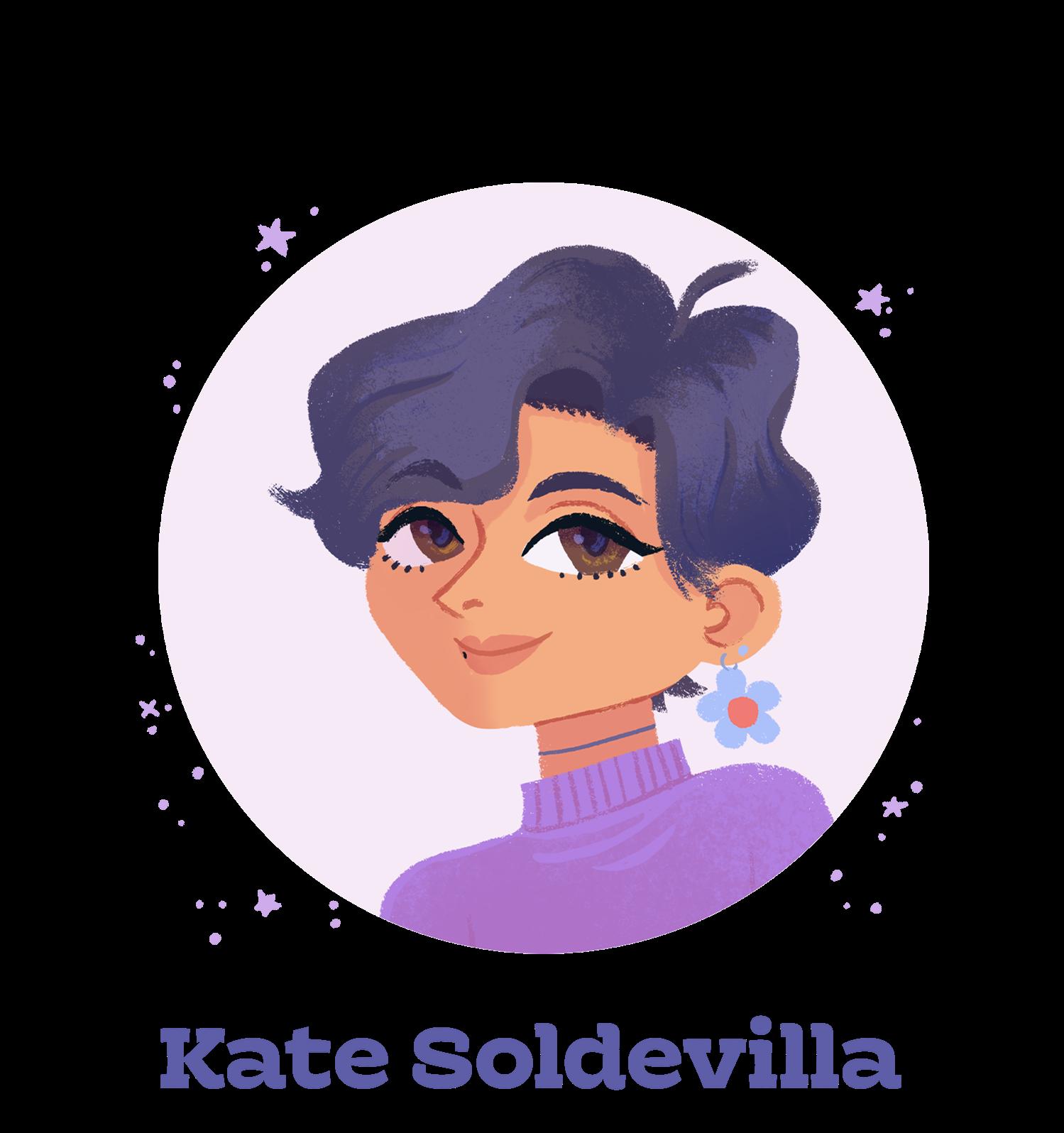 Kate Soldevilla