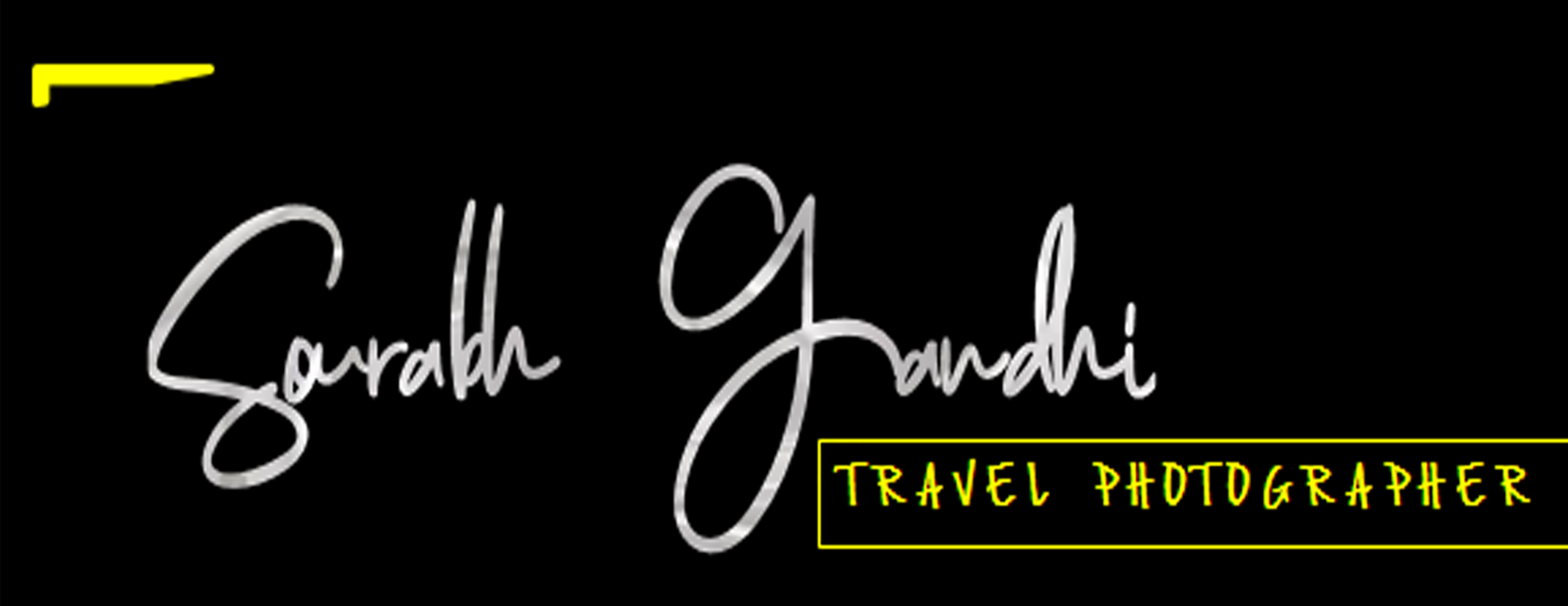 Travel Photographer - Sourabh Gandhi