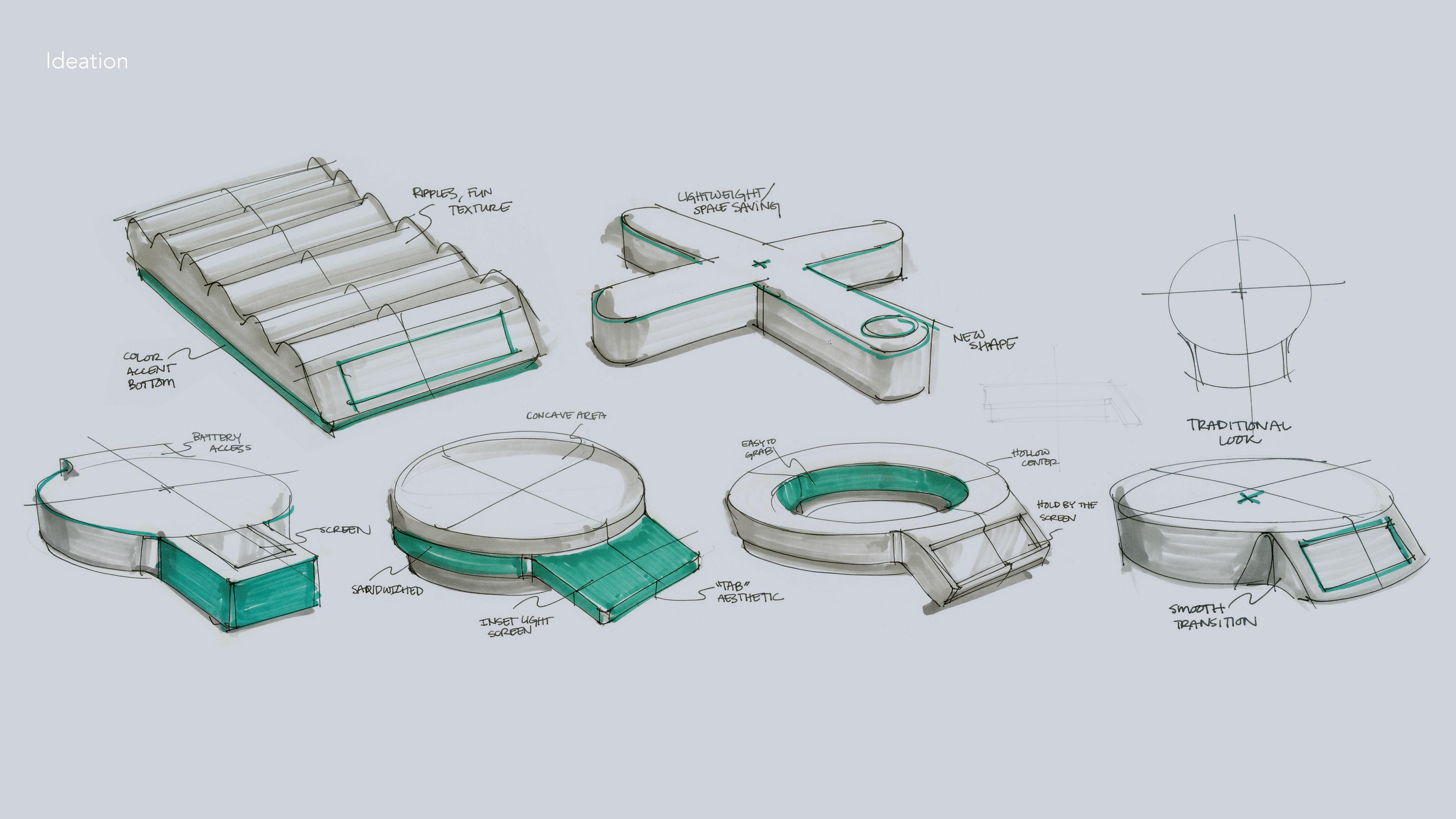 Elisabeth Morris - + KITCHEN SCALE // CAD Project