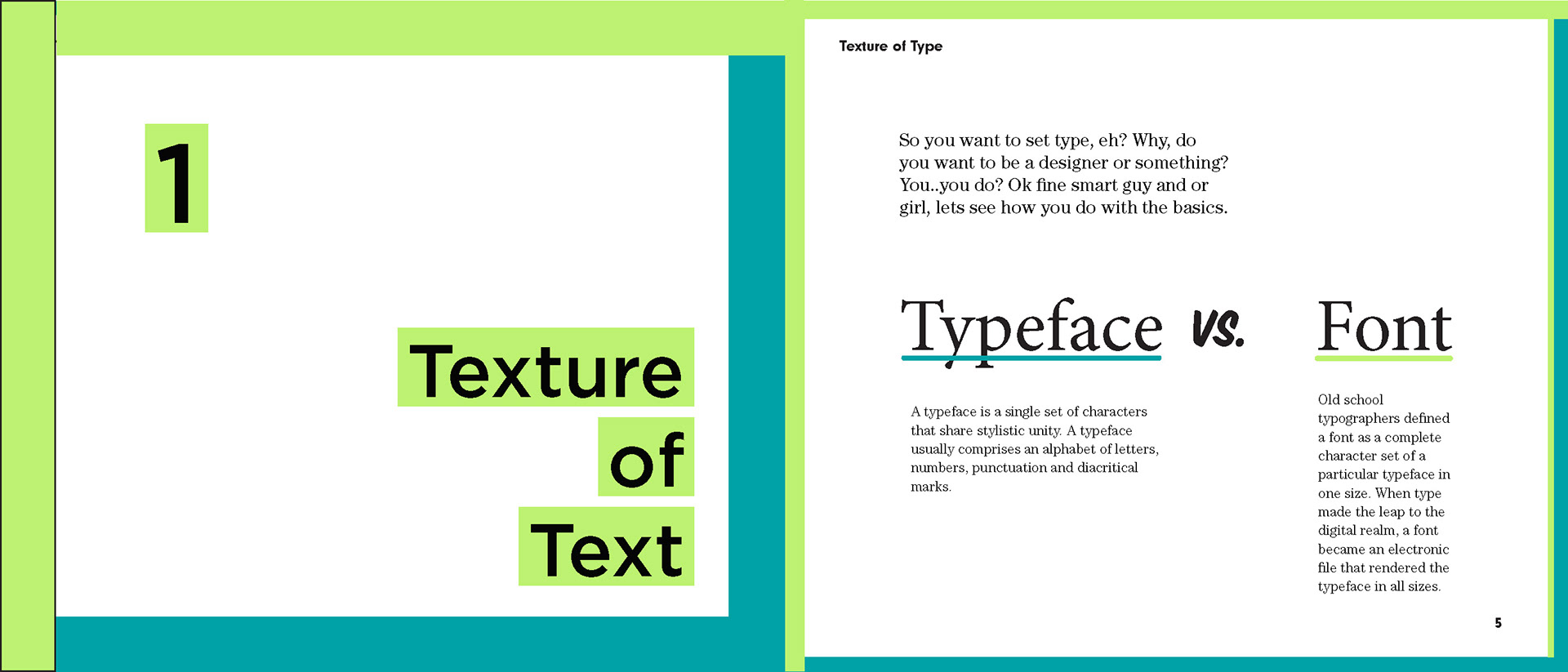 Matt Made This - The Friendly Guide to Typography