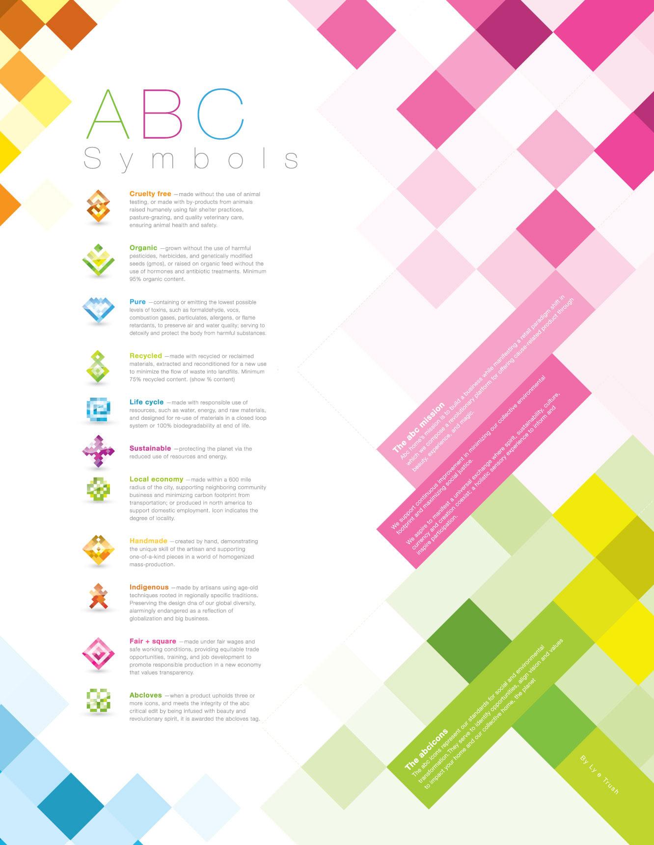 Lyle Trush Abc Carpet Home Symbols