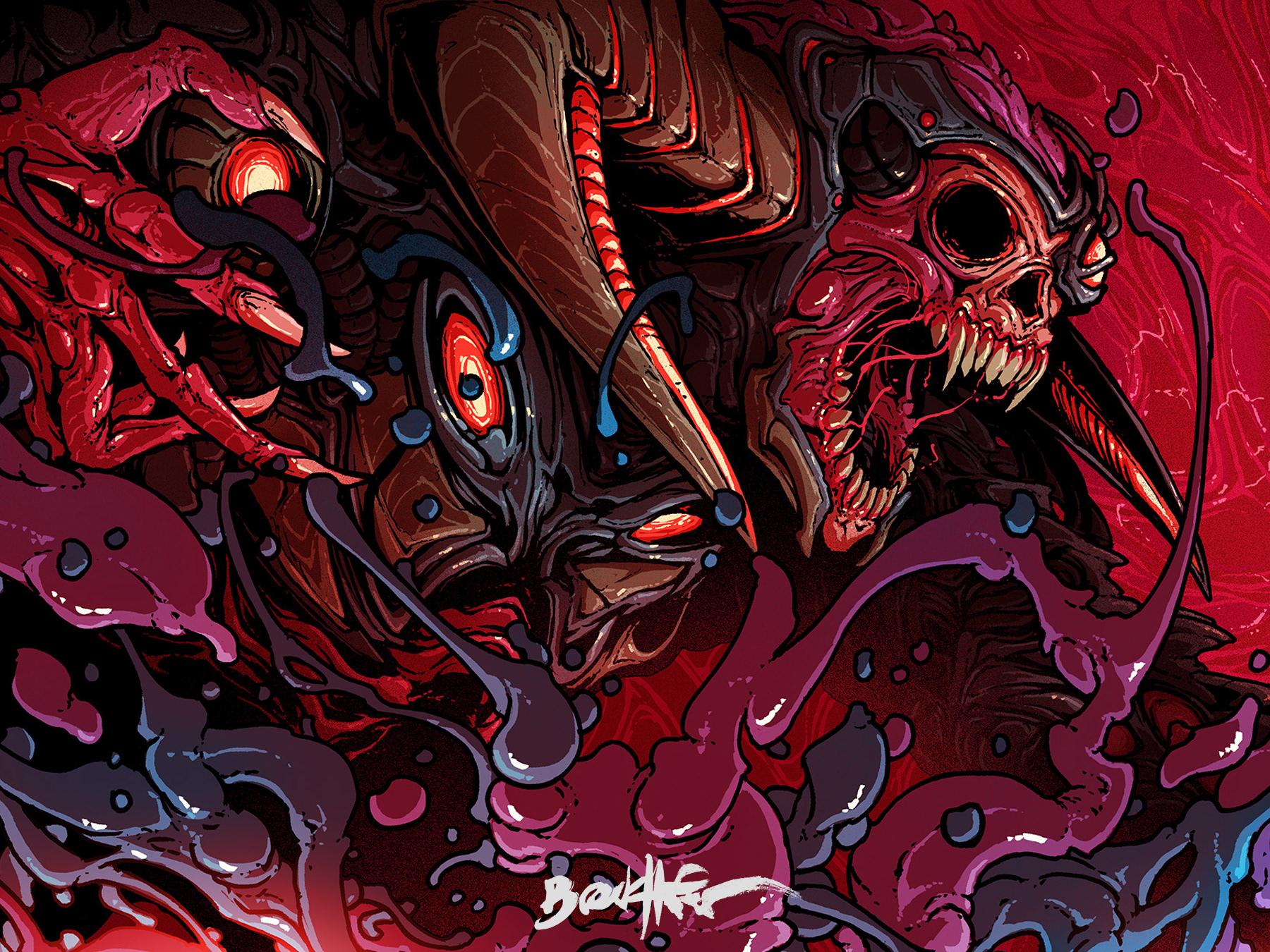 Brock Hofer Doom Eternal
