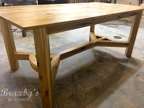 Braxby\'s Woodwork - Custom Dining Room Furniture