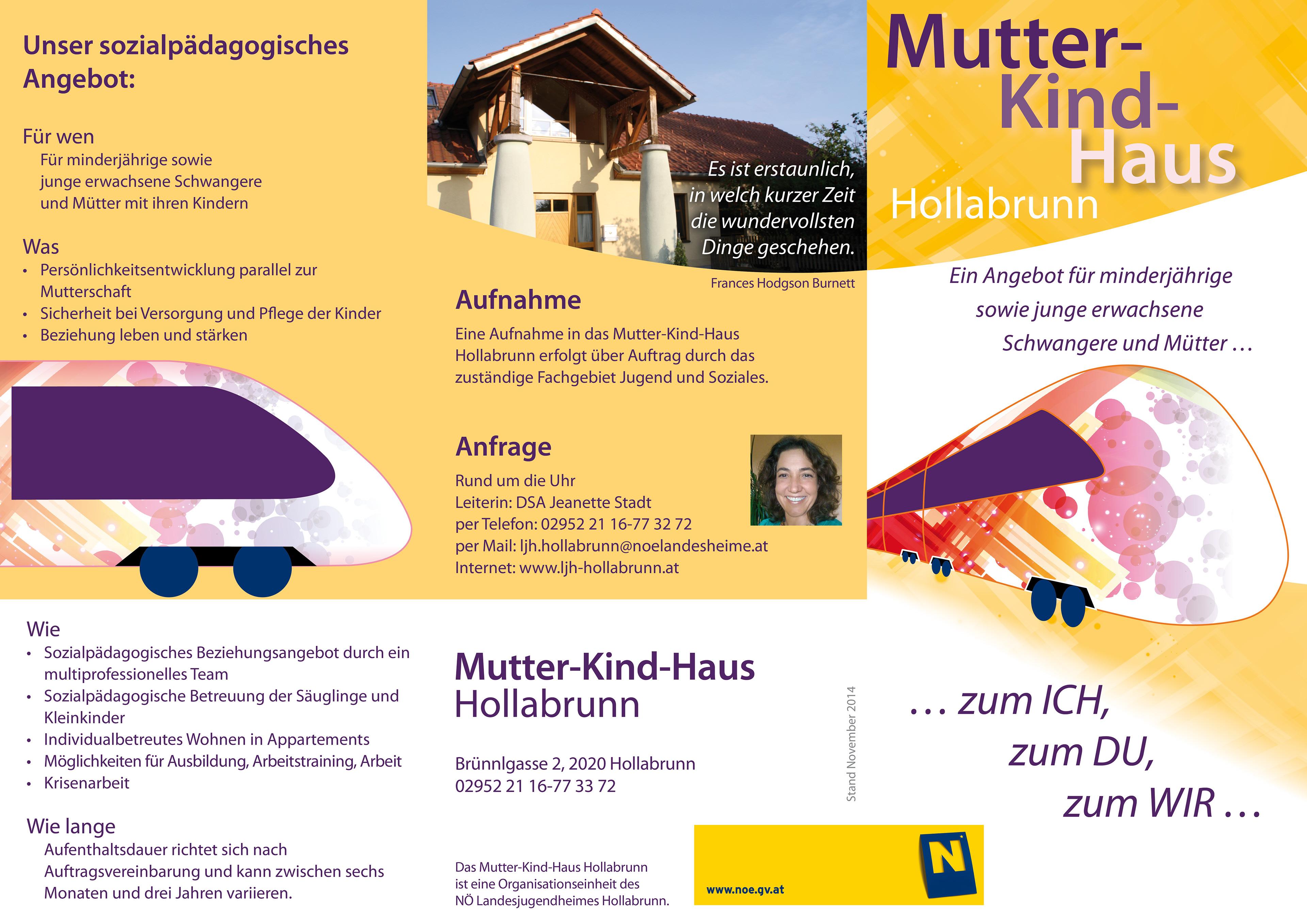 Johannes Zinser - Mutter-Kind-Haus