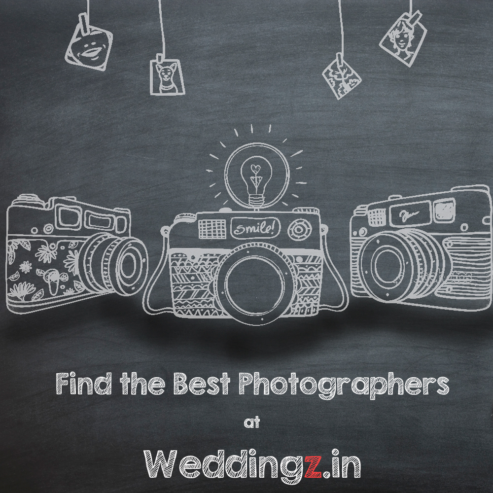 shivangi mahajan chalkboard theme marketing creatives for weddingz in