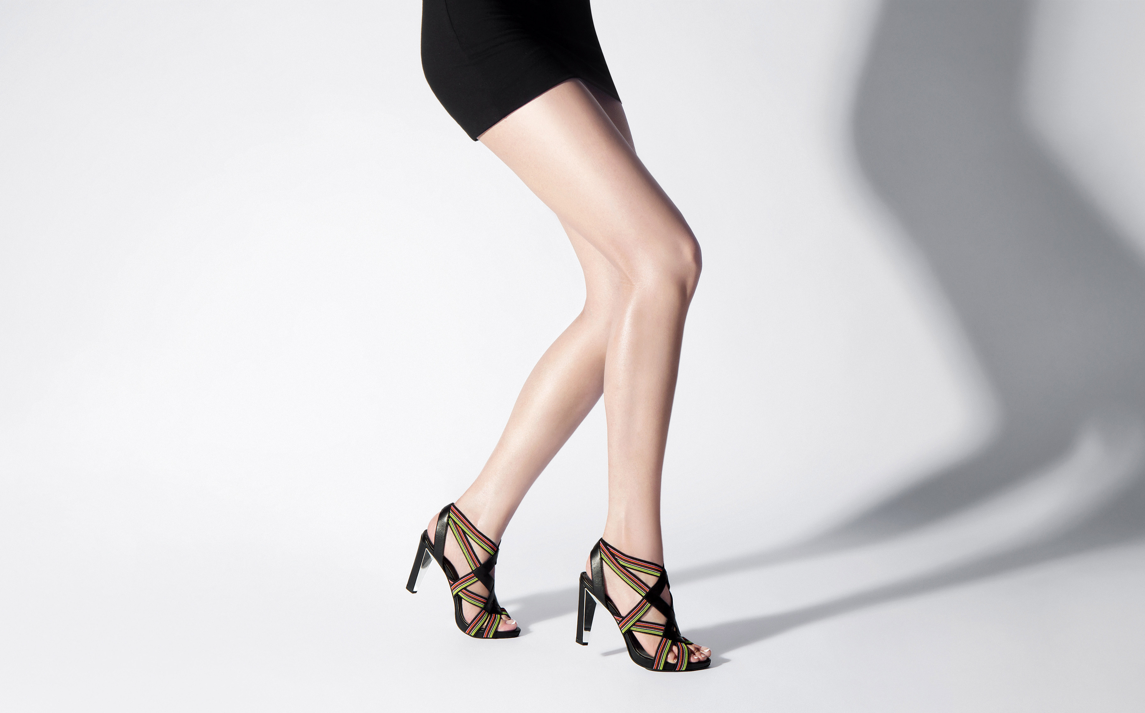 michal kukucka - Sporty high-heel wedge concept / United Nude