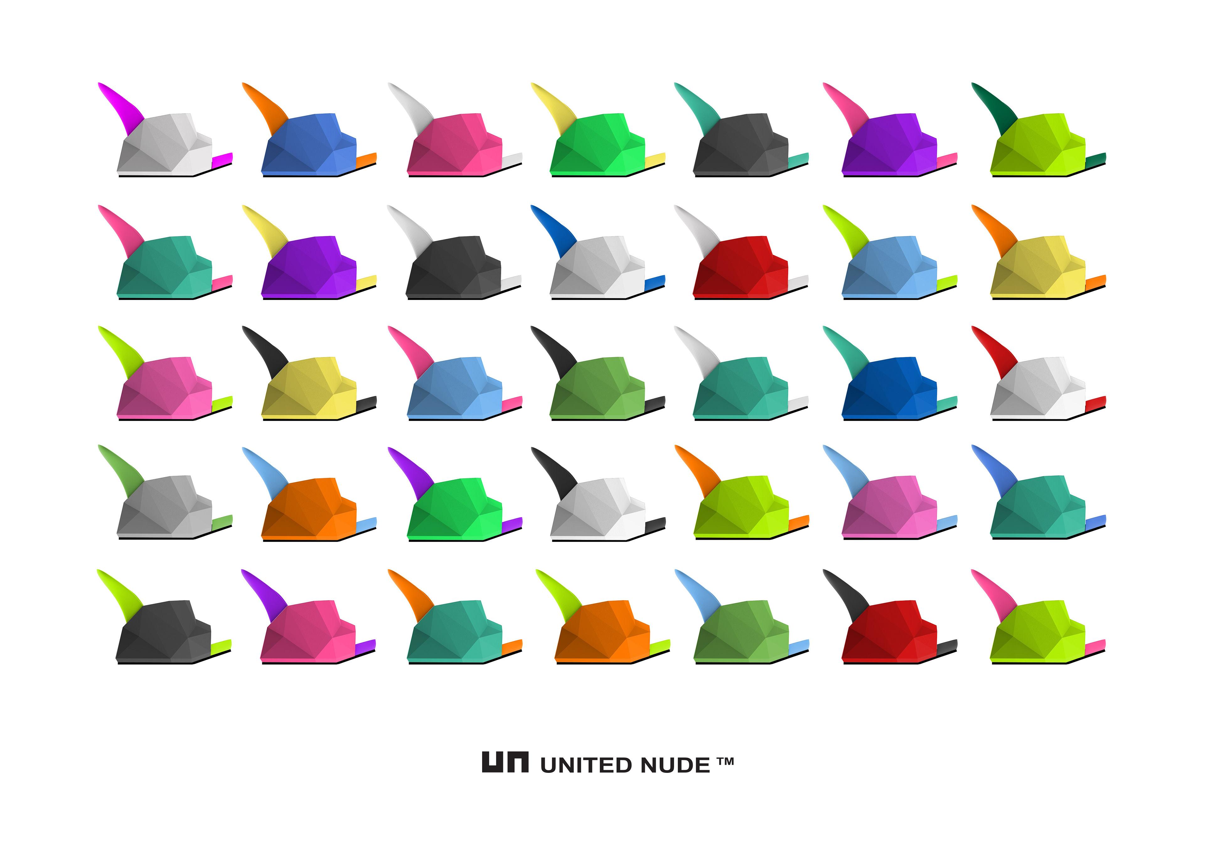 michal kukucka - United Nude & IRIS VAN HERPEN / 3D