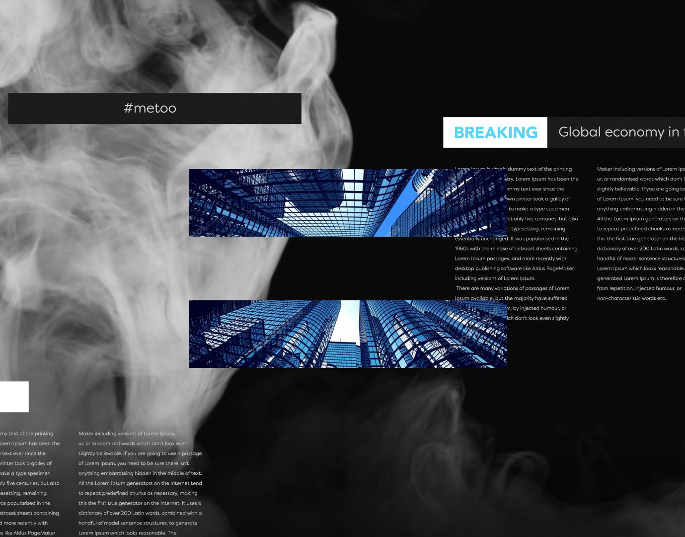 Lance Clayton Motion Designer - AFR Business Summit - Motion