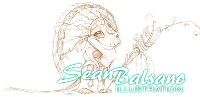 Sean Balsano Illustration