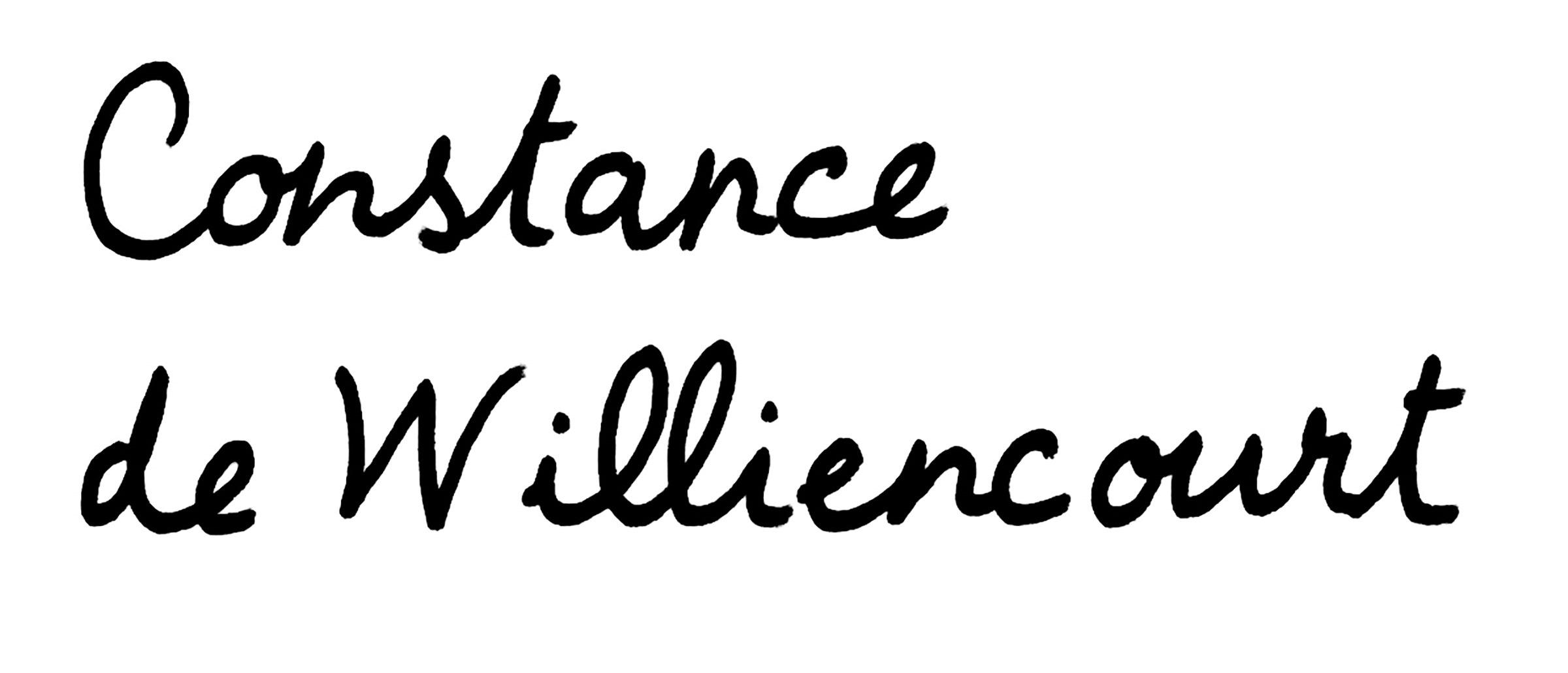 Constance de Williencourt