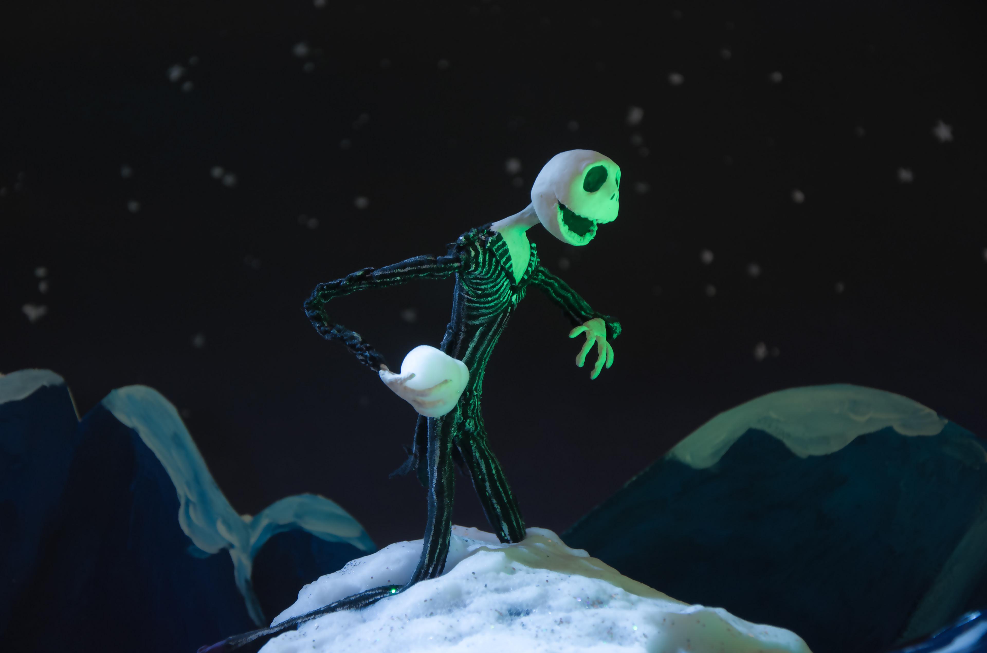 Moran Shina - The Nightmare Before Christmas Remake