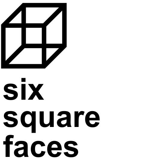 Six Square Faces