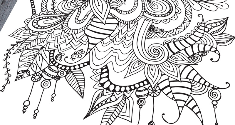 Kim Hubball Design & Illustration - Doodle Art
