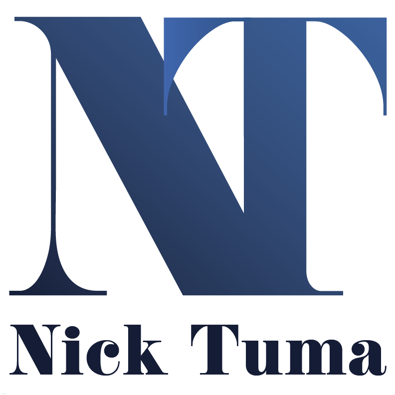 Nick Tuma Graphic Design digital marketer
