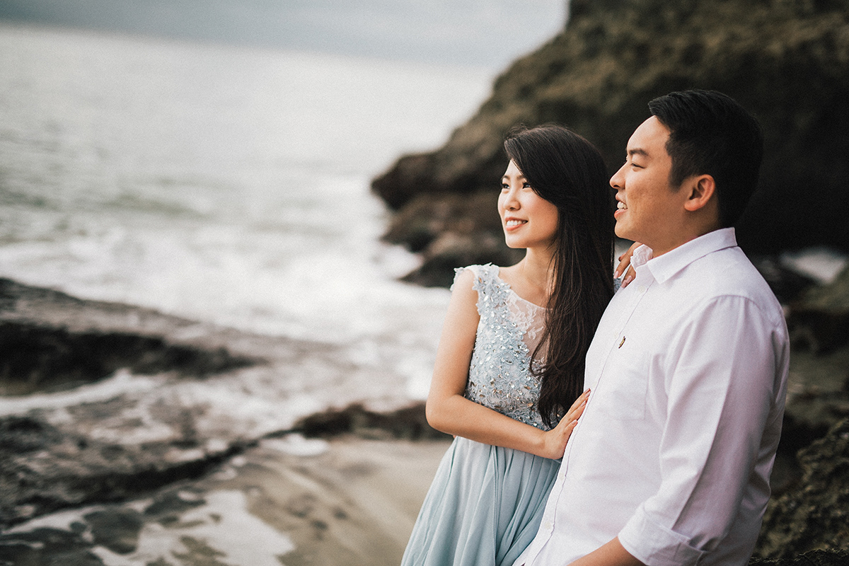 Desmond Sean Teo Zhenyi Megan Bali Pre Wedding