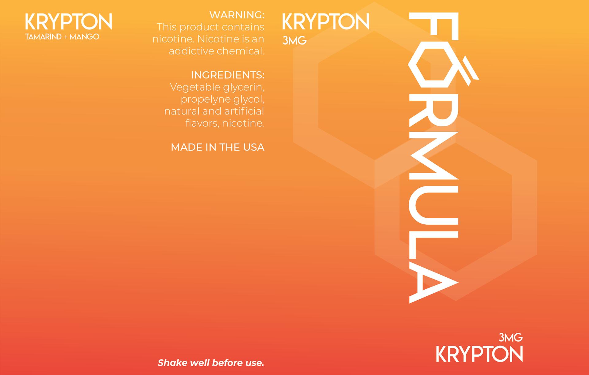 Virus Design Co  - Formula