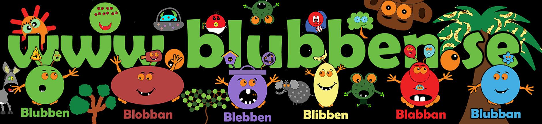 Blubben & Blubbianerna