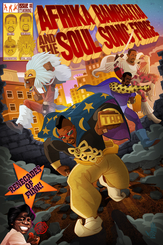 nelson garcia - Soul Sonic Force