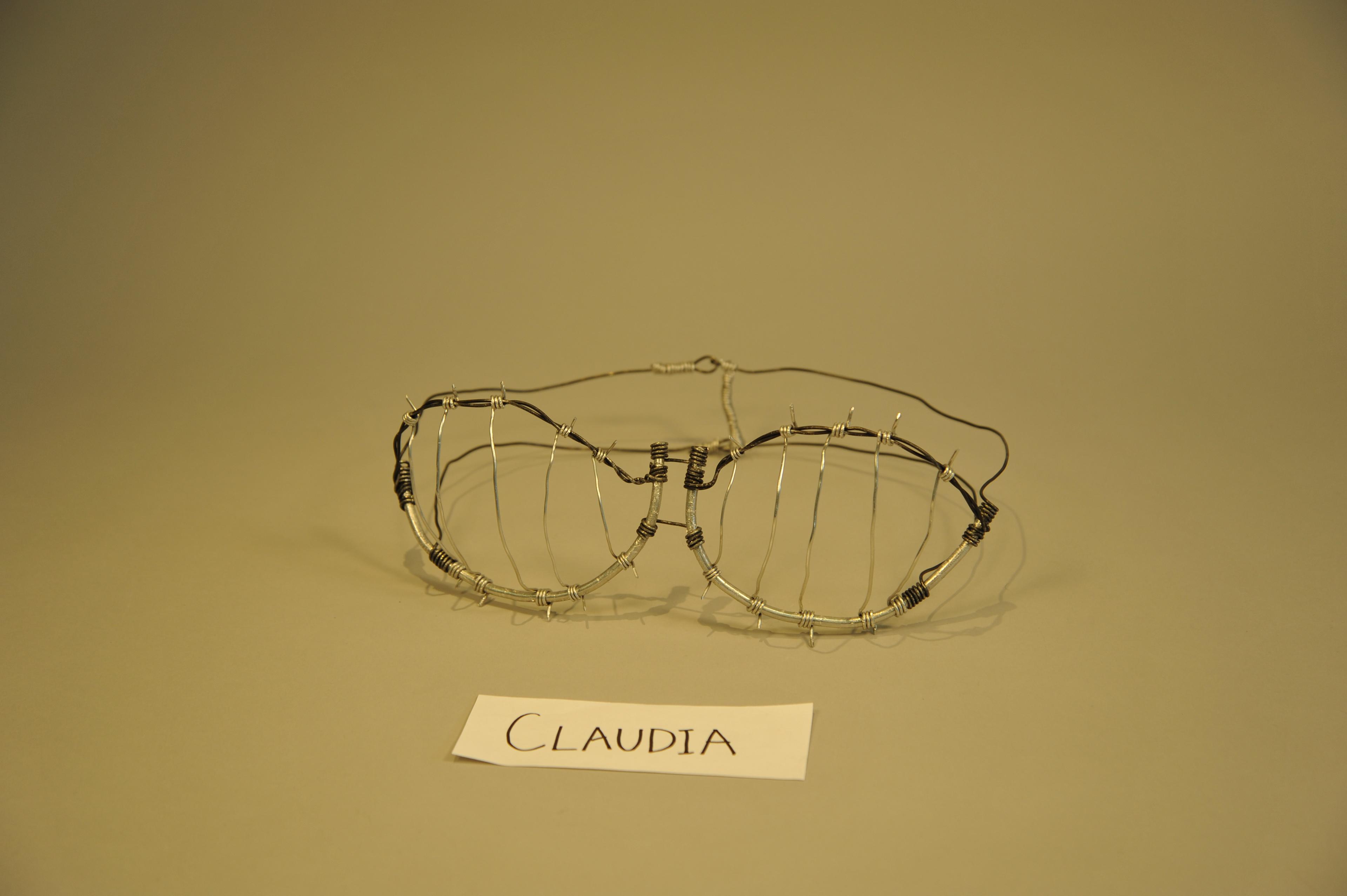 Claudia Grebner - BARB-WIRE-BRA