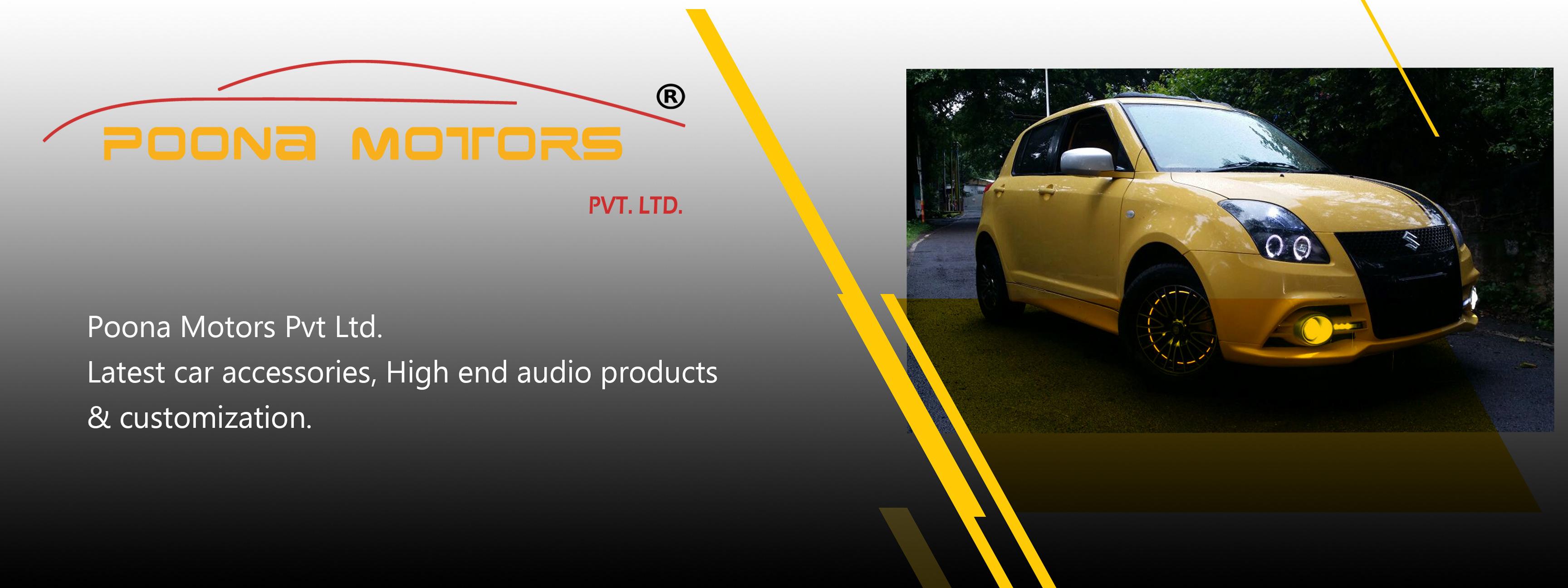 Poona Motors