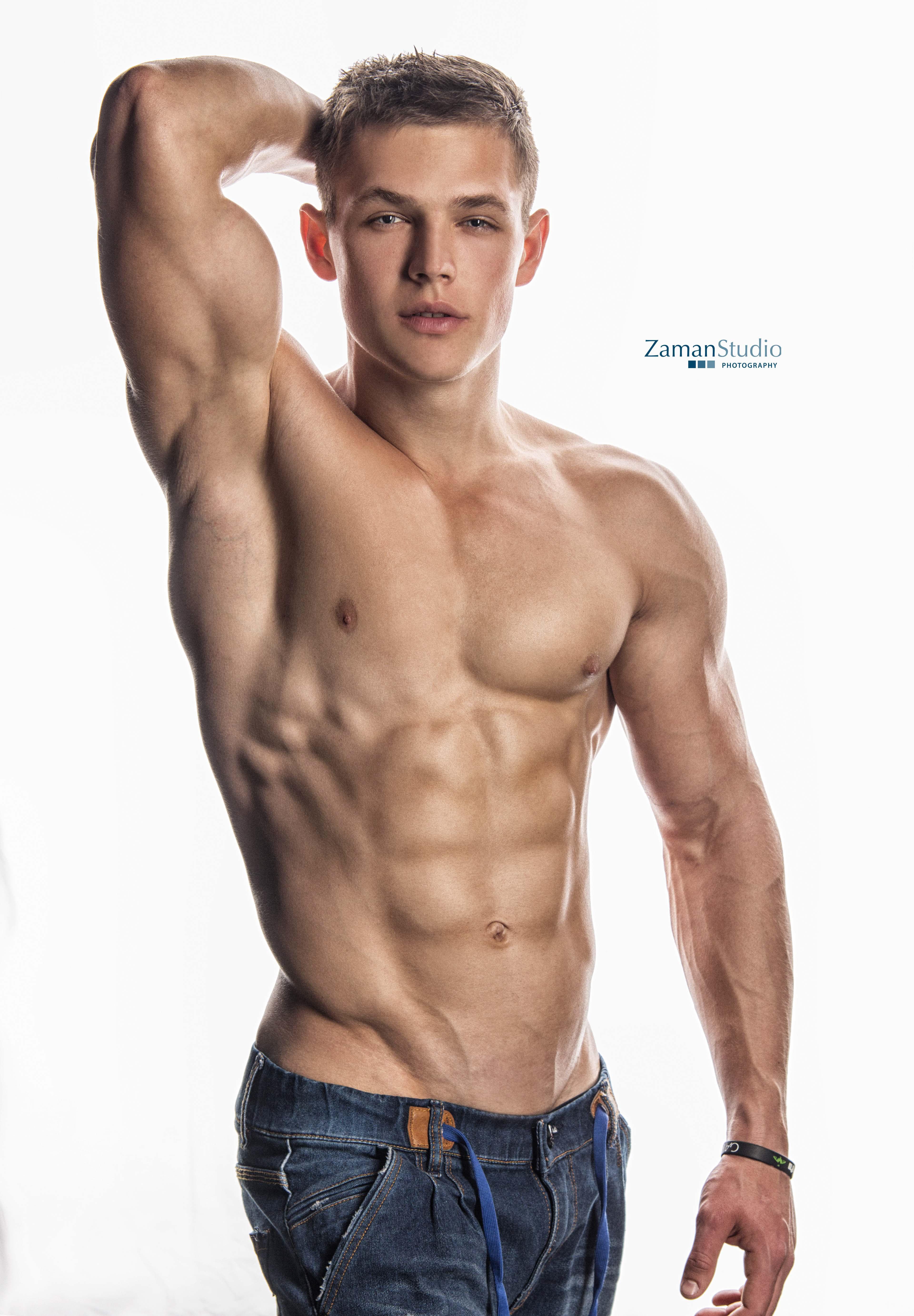ahmed zaman male models 2