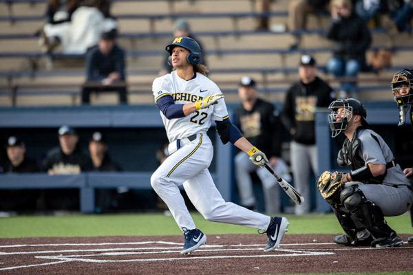 Andrew Woolley - 2019 Michigan Baseball