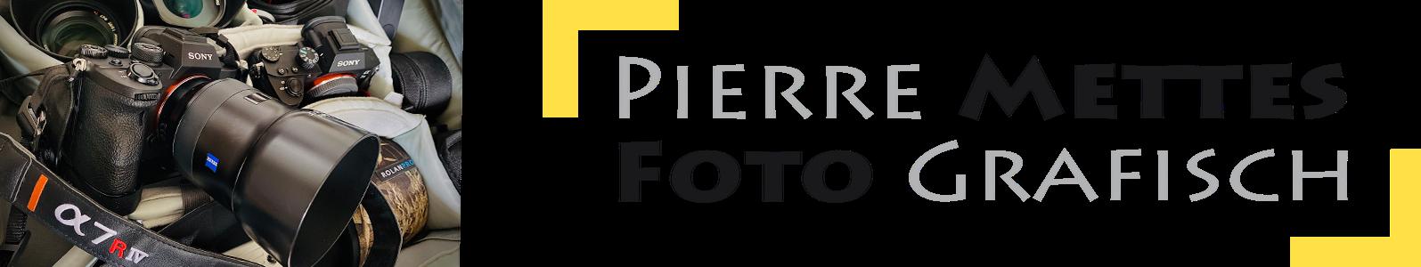 Pierre Mettes Foto Grafisch