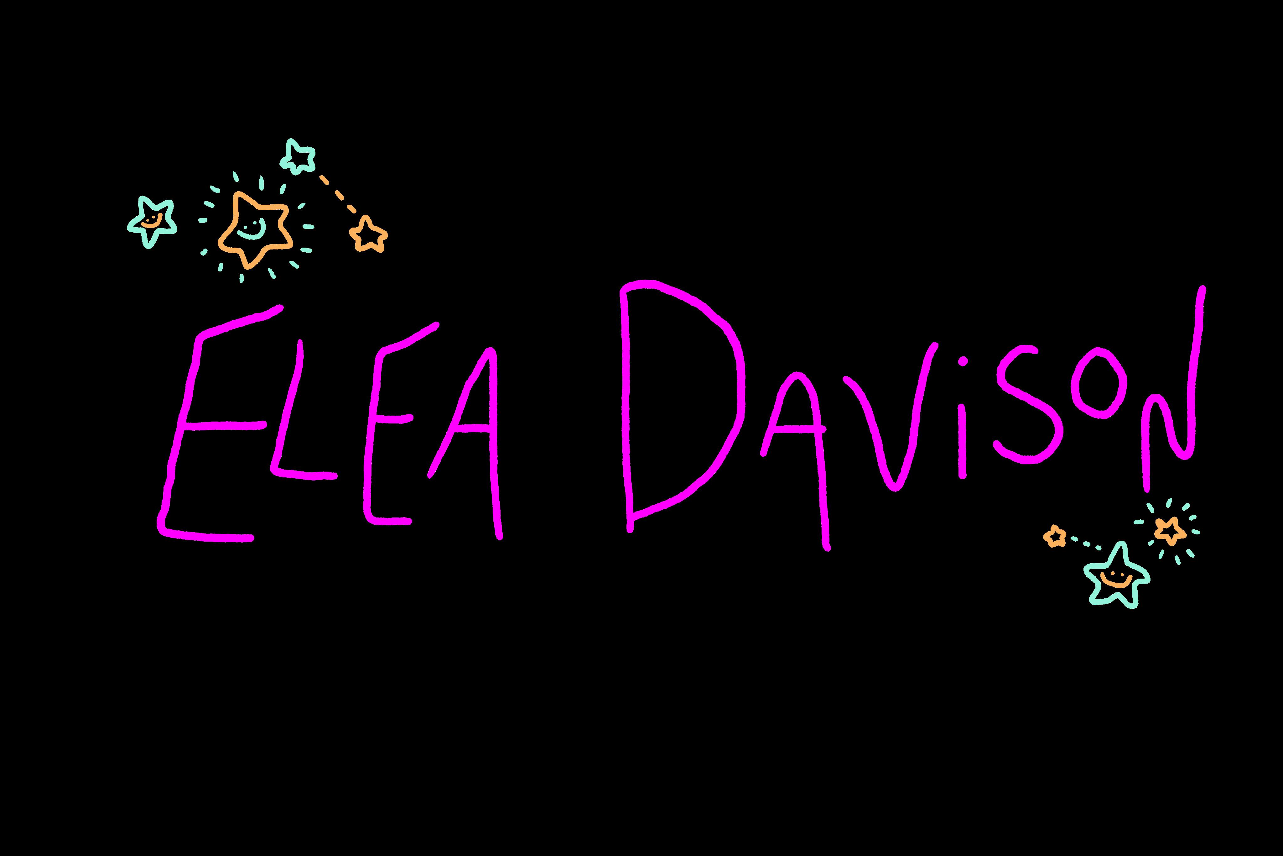 Elea Davison