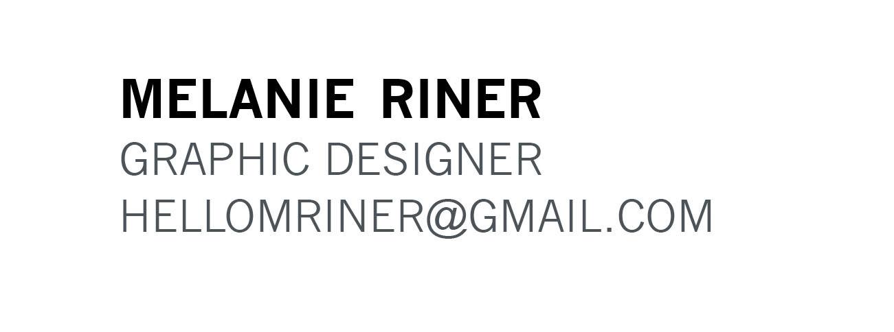 Melanie Riner
