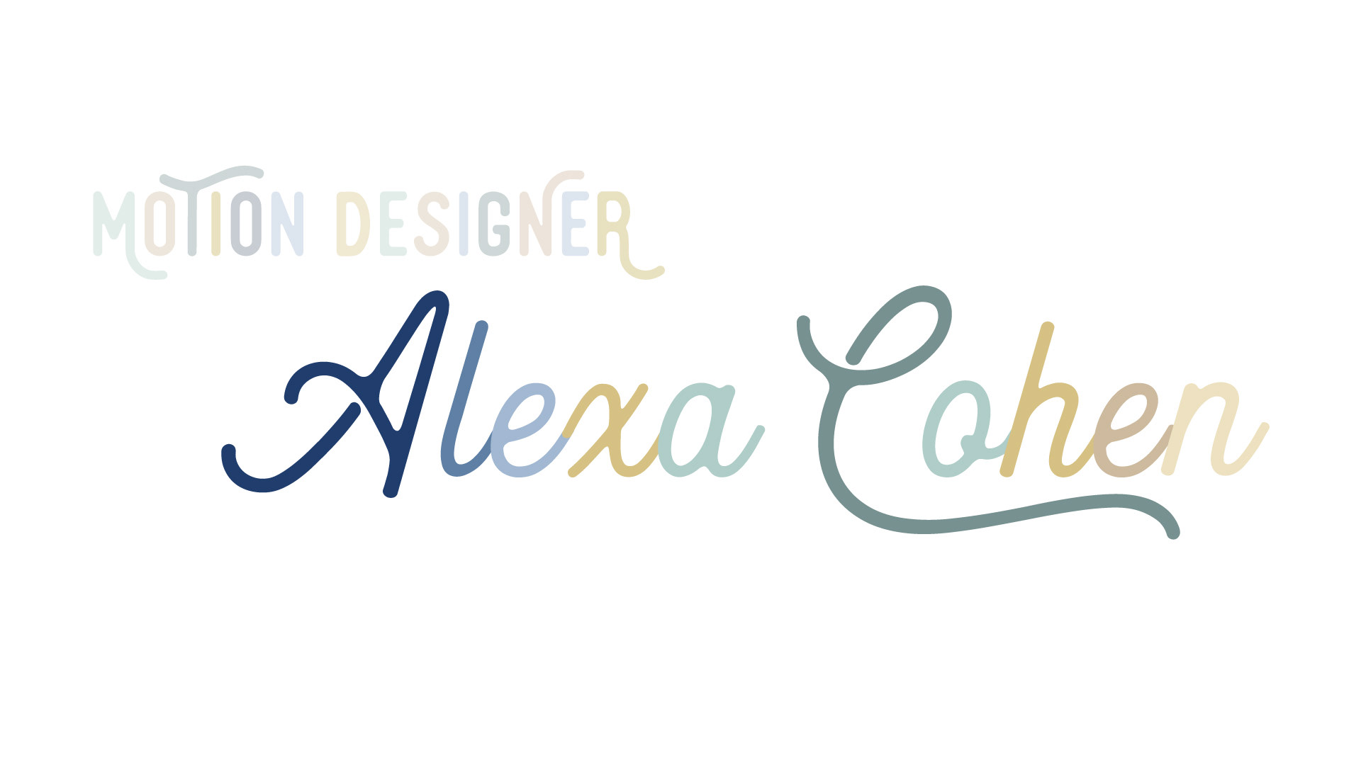 Alexa Cohen