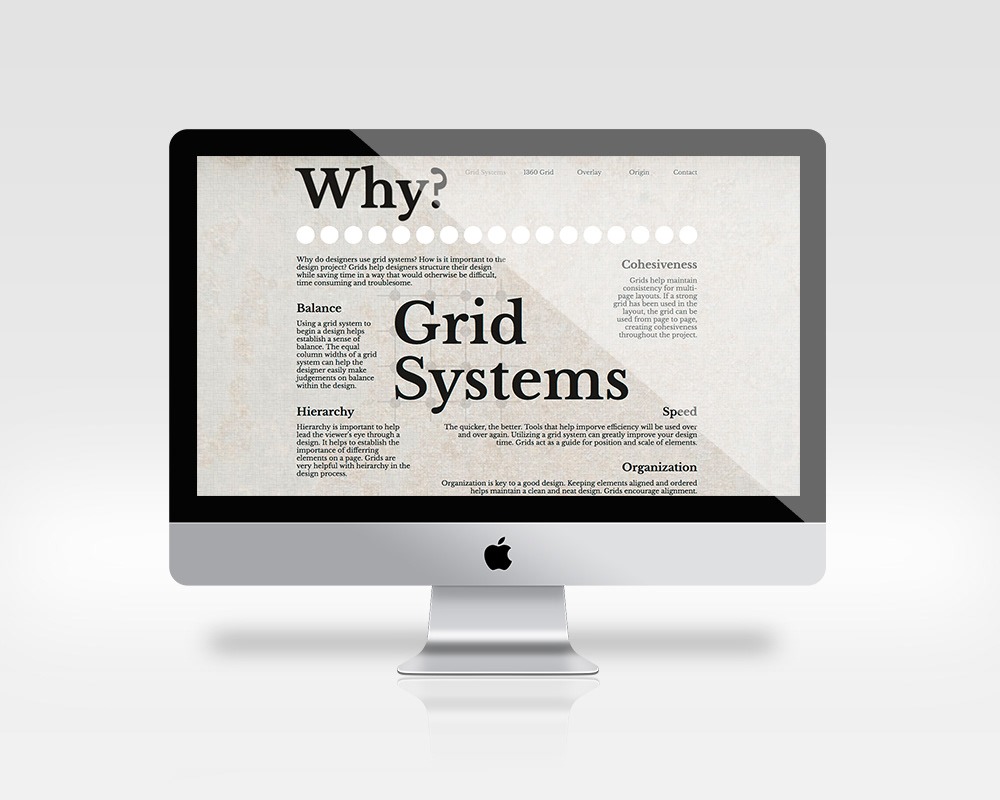 Pamela Dasher Howard - Grid System Design
