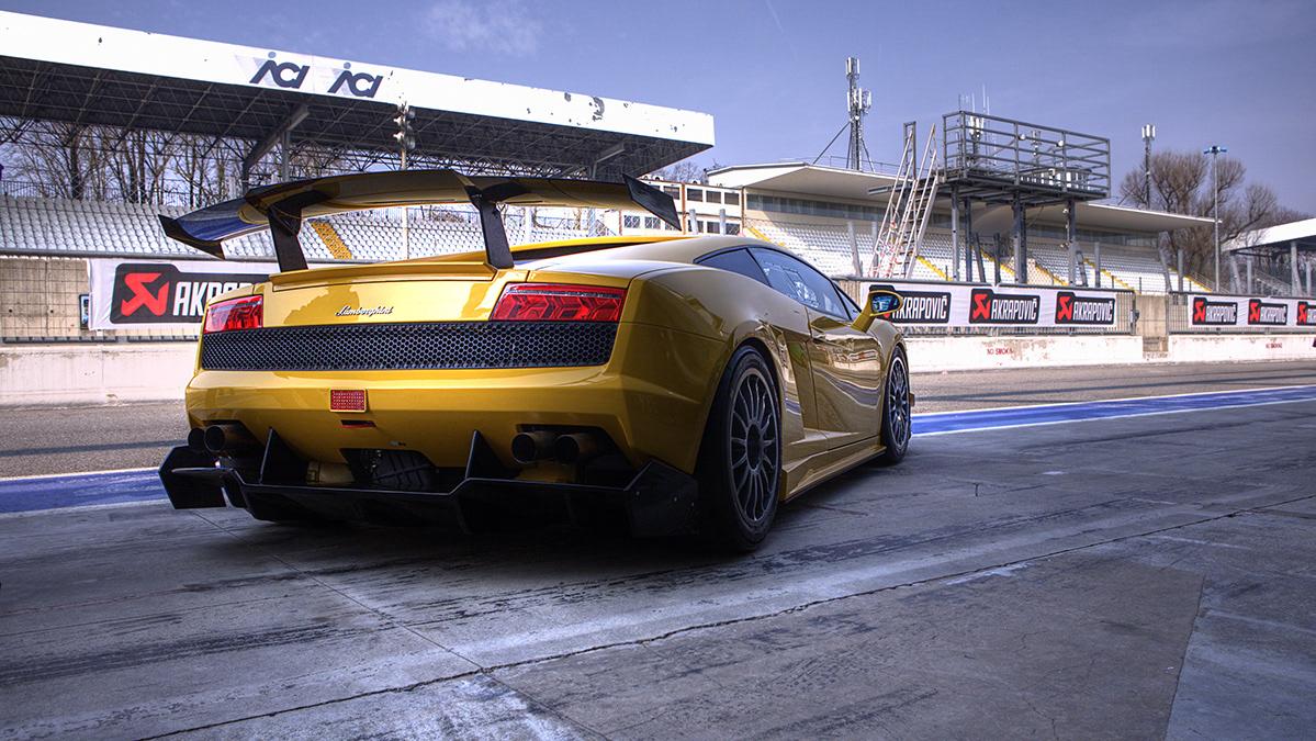 Julian Kramer Photography Lamborghini Gallardo Gtr Supertrofeo