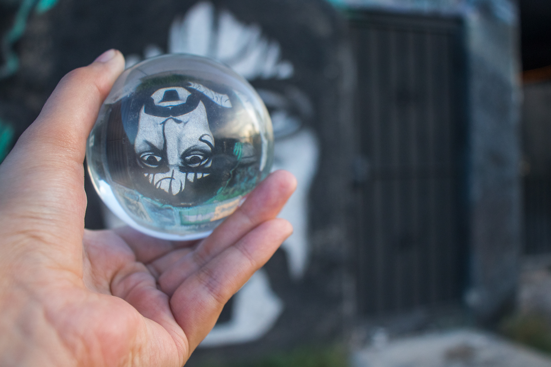 Amy Fredrickson - Crystal Balls