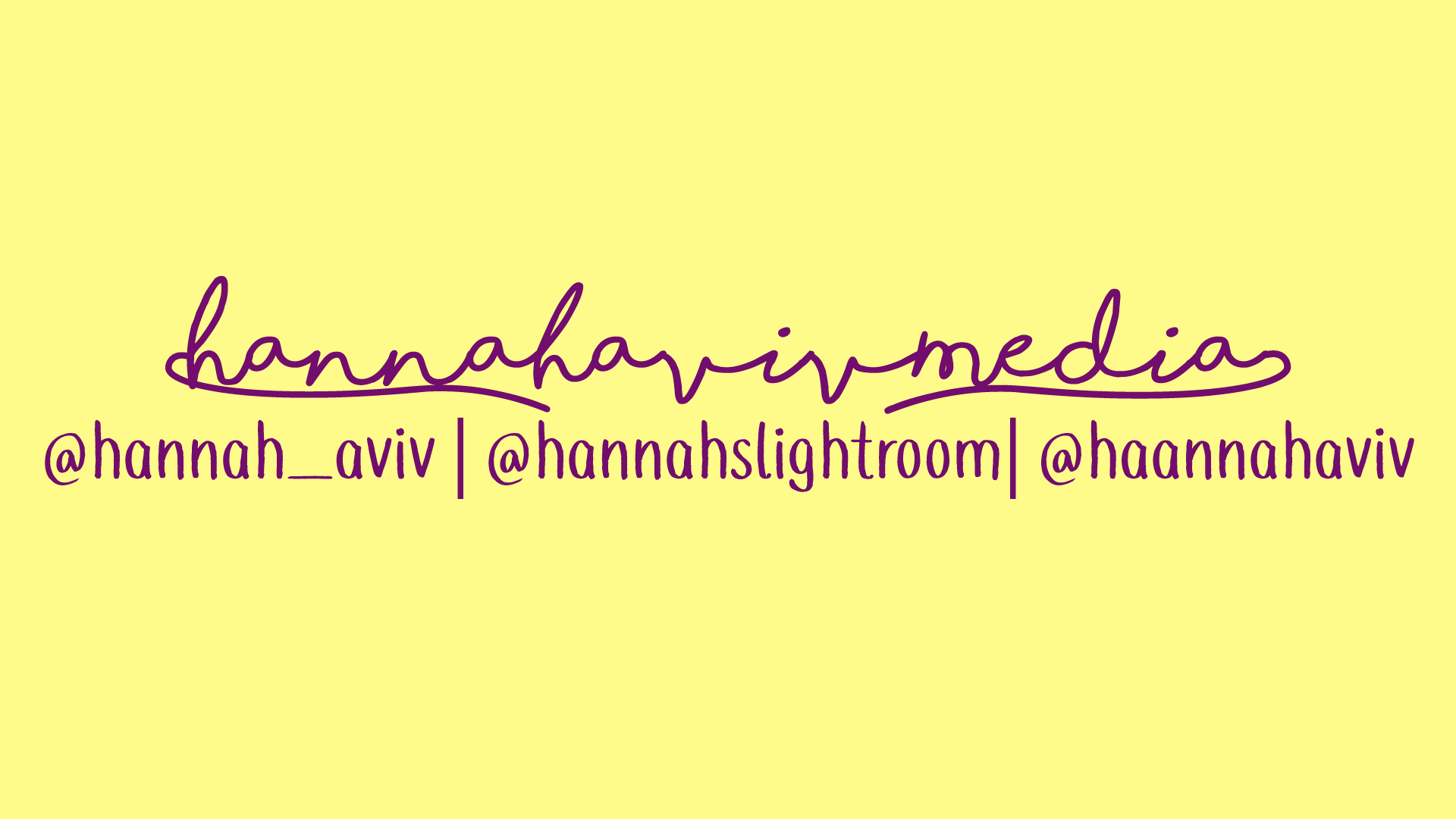 Hannah Aviv