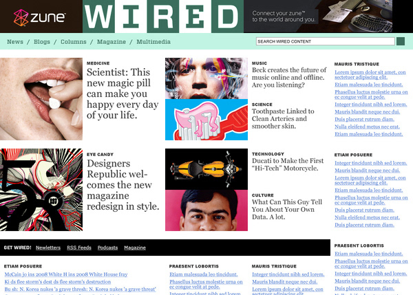 Darwin Tomlinson - Wired Magazine - Flagship