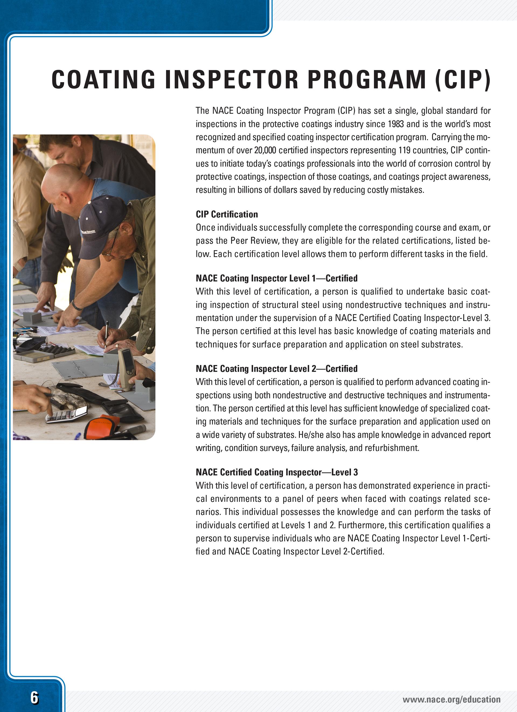 NACE Education Guide 2013