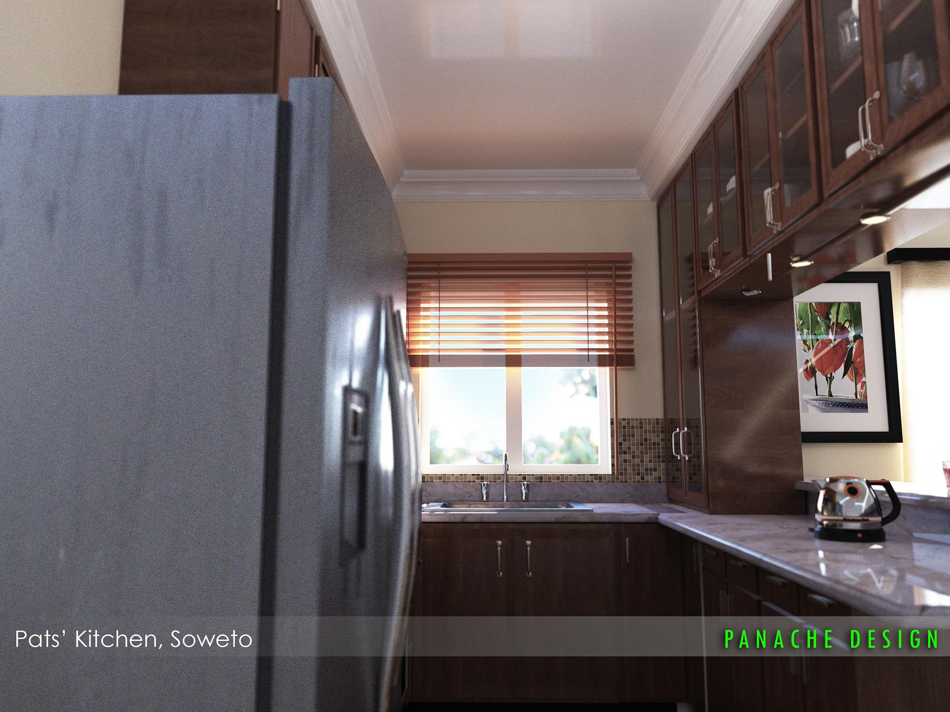 Malamulo Banda Patricias Kitchen