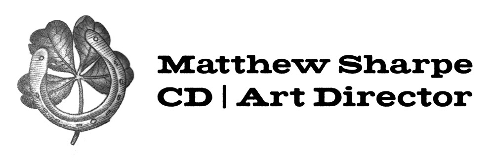 Matthew Sharpe / CD / Art Director